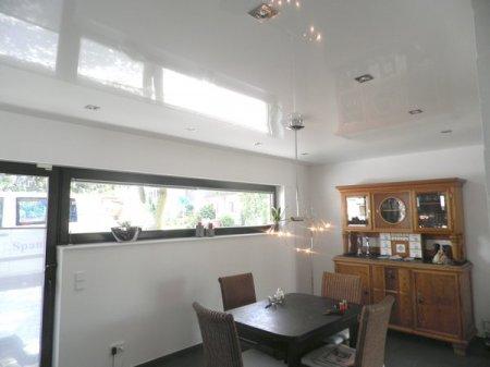 Натяжные и подвесные потолки в интерьере квартир